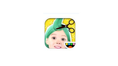 App Toca Hair Salon