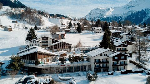 Klosters Hotel Sport