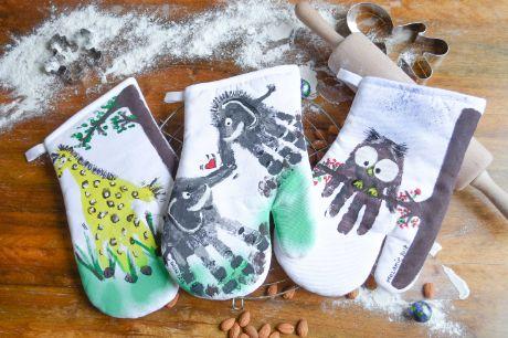 Basteln mit kindern weihnachten und winter