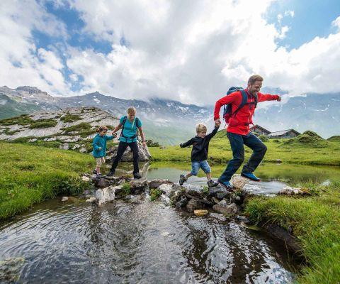 Klettersteig Adelboden : Schöner klettersteig chäligang auf die engstligenalp famigros