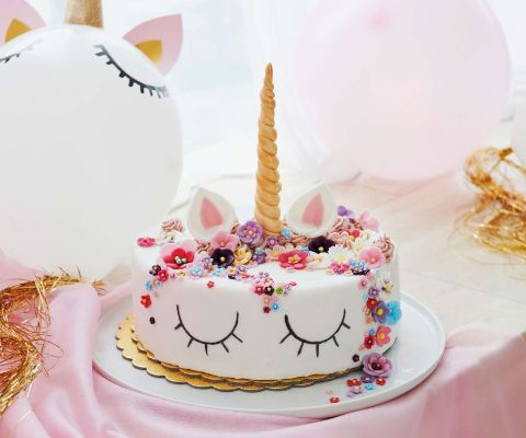 torta unicorno famigros
