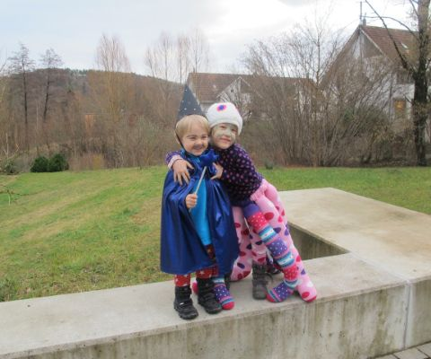 Fasnachtskostume Fur Kinder Selber Machen Famigros