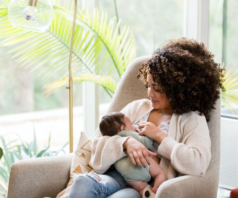 Gewichtsverlust von Babys bei der Geburt chadli