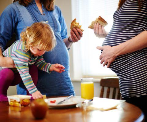 gewichtszunahme in der schwangerschaft famigros. Black Bedroom Furniture Sets. Home Design Ideas