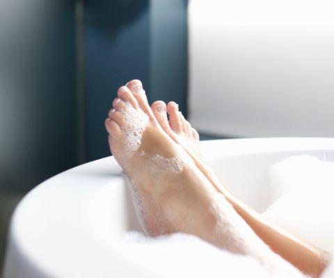 Gravidanza: dolori alle gambe e ai piedi famigros
