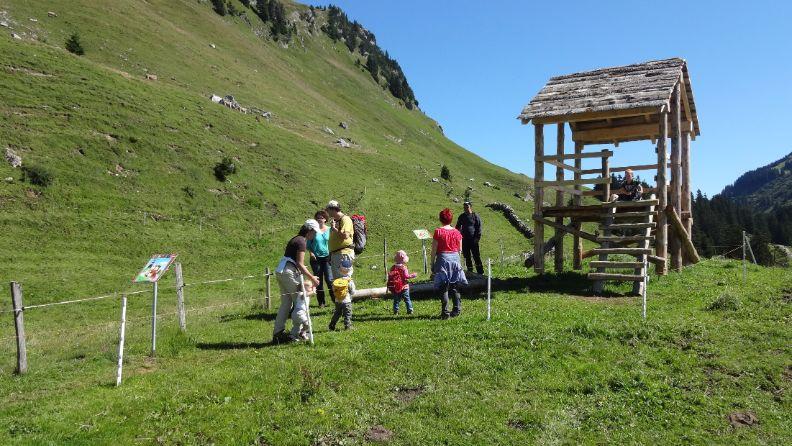 Wandern In Der Ostschweiz Mit Kindern Famigros