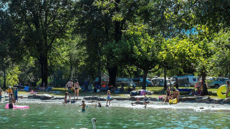 Campingplätze Schweiz Ideal Für Familien Famigros