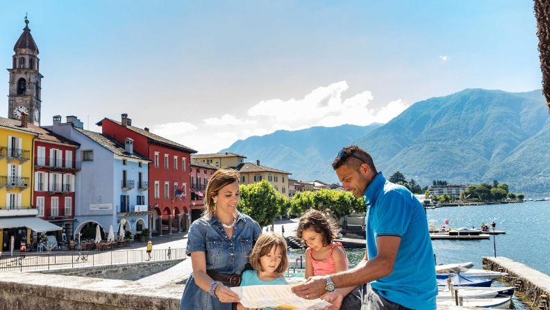 Le migliori mete in Ticino | Famigros