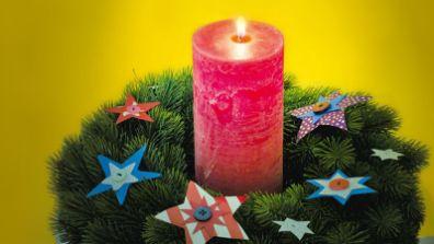 Adventszeit Der Ganz Personliche Adventskranz Famigros
