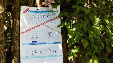 Piraten Party Deko Und Bastelideen Famigros