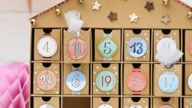 Weihnachtskalender Für Kinder Basteln.Adventskalender Basteln Mit Kindern Famigros