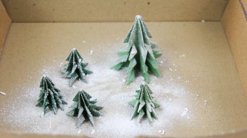 Paesaggio invernale famigros - Lightbox weihnachten ...