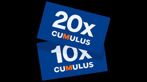 Cumulus coupons digital