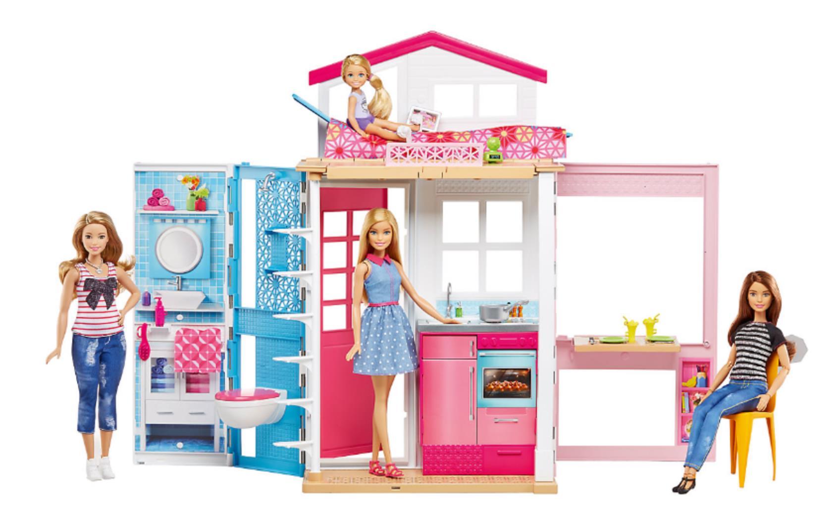 Barbie Casa Delle Bambole Famigros