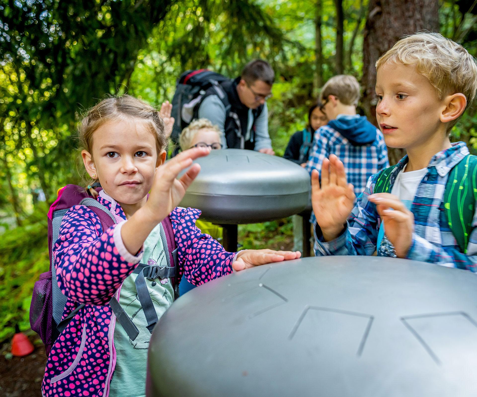 Wanderung Auf Dem Höhenweg Und Durchs: Wanderung Auf Dem Klangweg Toggenburg