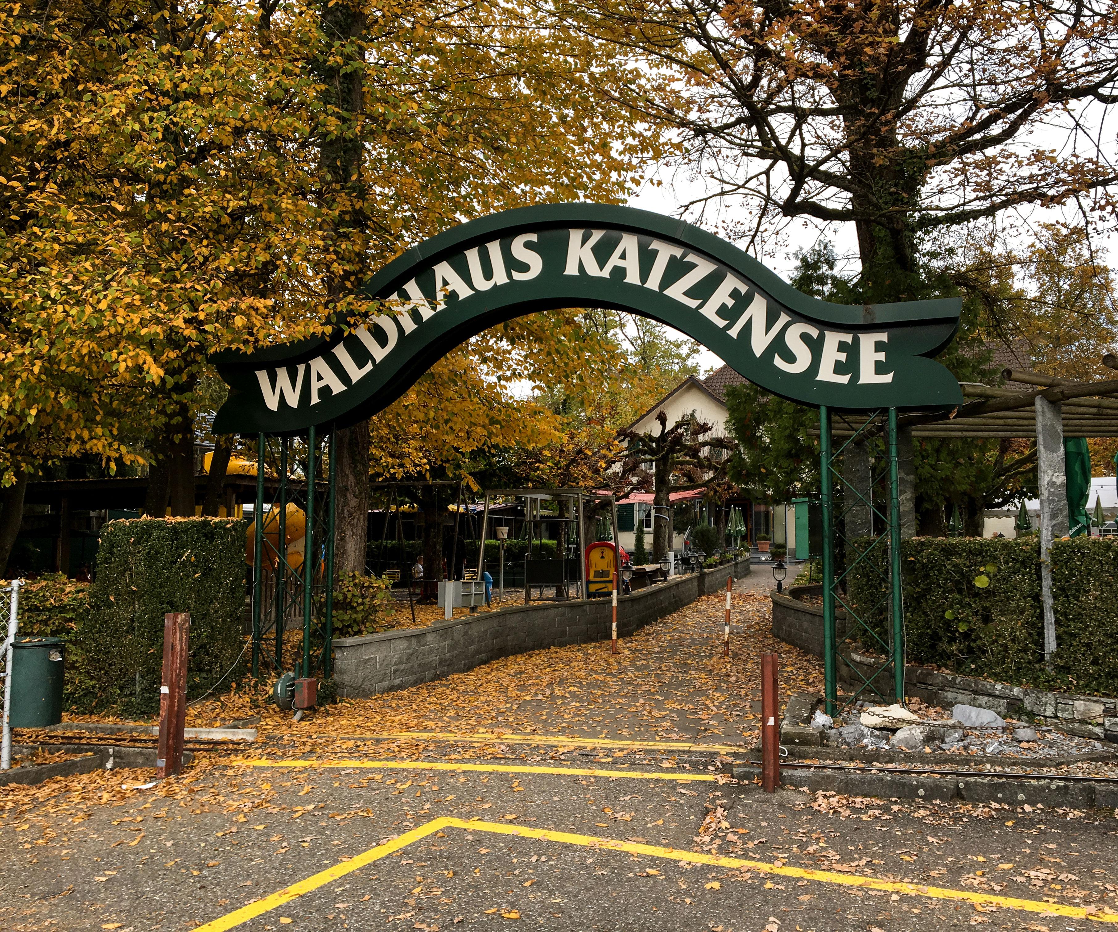 Restaurant Waldhaus In Ofterschwang: Familien-Ausflugsrestaurant Waldhaus Katzensee In Zürich